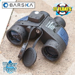 7X50 Deep Sea Floating Binoculars  Model# AB10798