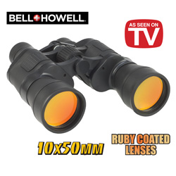 Bell &amp; Howell 10X50 Binoculars&nbsp;&nbsp;Model#&nbsp;50147MO