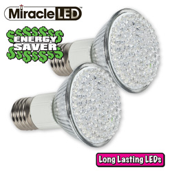 2 Pack Ultra Grow Lites  Model# 605038X2