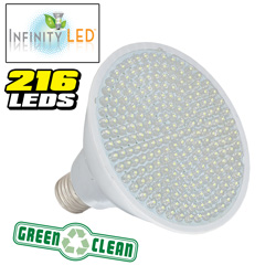 216 LED PAR 38 Warm Bulb  Model# EL-PAR38-WW