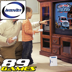 89 Game Wireless Video Game System  Model# G5405