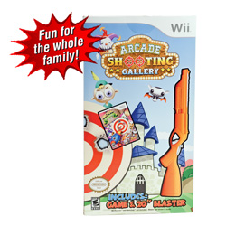 Arcade Shooting Gallery for WII