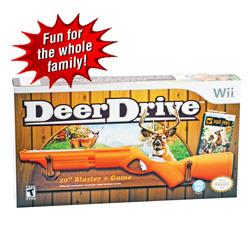 Deer Drive for WII