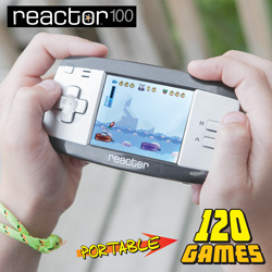 Reactor Handheld Gaming System  Model# PHG-24/4985