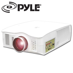 Pyle Widescreen LED Projector  Model# PRJD905