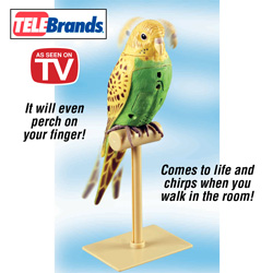 Perfect Polly Parakeet - 2 Pack  Model# PERFECT POLLY