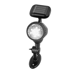 Solar Flag Pole Light  Model# JB6200
