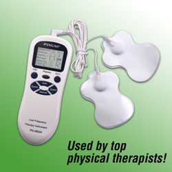Lightwave Two-Pulse Massager  Model# LA-040
