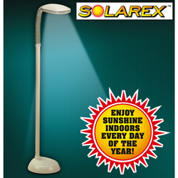 Solarex Sun Lamp  Model# CD-001