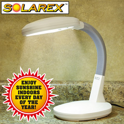 Solarex Sun Lamp  Model# CD-026