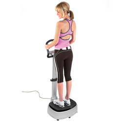 Vibrating Body Fitness Machine  Model# HM01-08VA