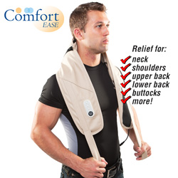 Adjustable Body Massager&nbsp;&nbsp;Model#&nbsp;RET-MS-1