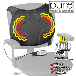 Shiatsu Massage Cushion with Heat  Model# 15089