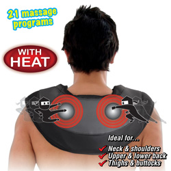 Ninja Massager with Heat&nbsp;&nbsp;Model#&nbsp;USJ-770