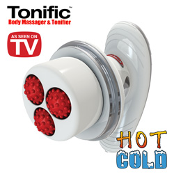 Tonific Body Massager  Model# TONIFIC