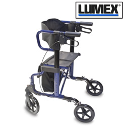 Hybrid LX Rollator/ Chair&nbsp;&nbsp;Model#&nbsp;LX1000B