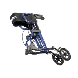 Hybrid LX Rollator/ Chair  Model# LX1000B