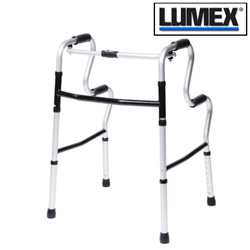 Uprise Folding Walker&nbsp;&nbsp;Model#&nbsp;700175C