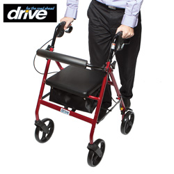 Rollator&nbsp;&nbsp;Model#&nbsp;RTL728RD