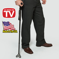 HurryCane All-Terrain Cane  Model# FREEDOM EDITION