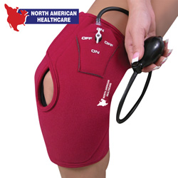Hot/Cold Compress Knee Wrap&nbsp;&nbsp;Model#&nbsp;JB6096