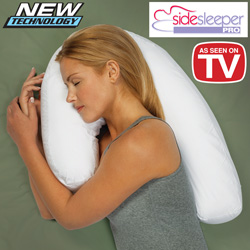 Side Sleeper Pro Pillow&nbsp;&nbsp;Model#&nbsp;SD011104