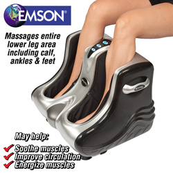 UCOMFY Legs &amp; Feet Massager&nbsp;&nbsp;Model#&nbsp;8072