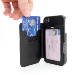 iPhone Wallet&nbsp;&nbsp;Model#&nbsp;IWALBLK