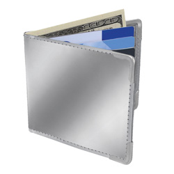 Stainless Steel Wallet  Model# JB5839