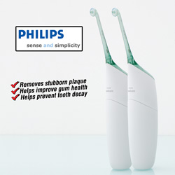 Philips Sonicare AirFlossers - 2 Pack  Model# HX8154/70