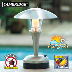 Rechargeable Table Lantern  Model# 9051