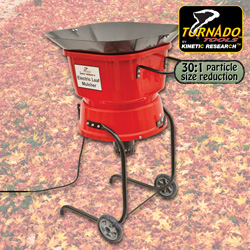Electric Leaf Mulcher  Model# 66133