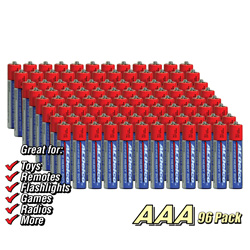 AC Delco 96 Pack AAA Batteries  Model# AC176