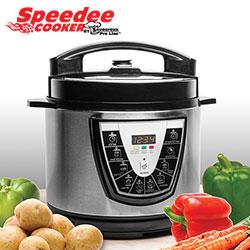 6QT Electronic Pressure Cooker