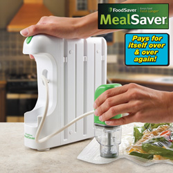 Food Saver Mealsaver System&nbsp;&nbsp;Model#&nbsp;FSMSSY0100-0-15