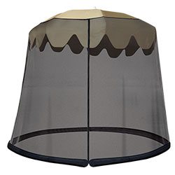Umbrella Screen&nbsp;&nbsp;Model#&nbsp;JB5678