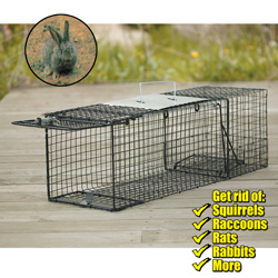 3 Pack Live Trap - Small/Medium/Large  Model# TC-SML