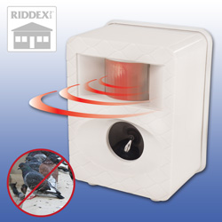 Riddex Bird Repeller&nbsp;&nbsp;Model#&nbsp;03-00043
