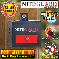 Solar Nite Guard Pest Repeller  Model# NG-001