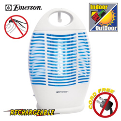 Emerson Cordless Bug Zapper  Model# EM975