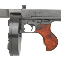 Replica 1928 U.S. Submachine Gun  Model# 22-1092