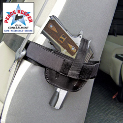Car Seat Gun Holster  Model# 035AH