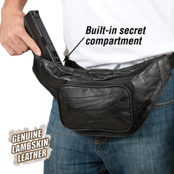 Handgun Hip Bag&nbsp;&nbsp;Model#&nbsp;MYYB-552