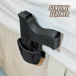Holster Mate with Belt Slide - S/M  Model# HM3536/036BLK