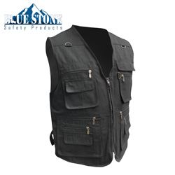 Black Concealment Vest&nbsp;&nbsp;Model#&nbsp;C566