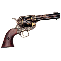 Replica Brass .45 Army Revolver  Model# FD1280L