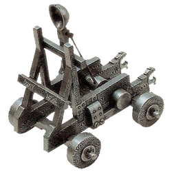 Mini Medieval Catapult&nbsp;&nbsp;Model#&nbsp;FD426