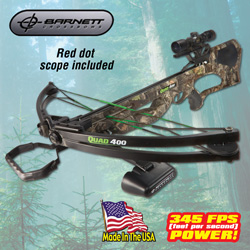 Quad 400 Crossbow  Model# 38071