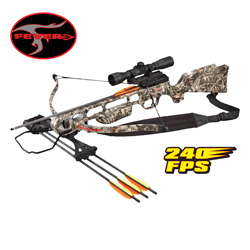 175LB Fever Crossbow Package  Model# 543