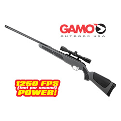 Gamo Rocket DX Air Rifle  Model# 6110048354